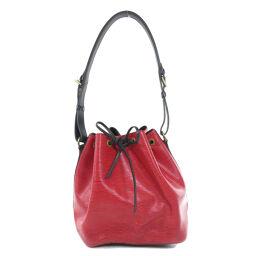 Louis Vuitton M44172 Petit Noe Epi Shoulder Bag Ladies
