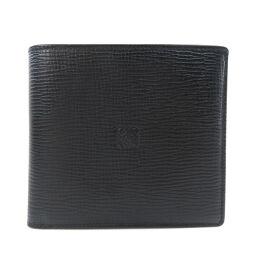 ロエベ ロゴ 二つ折り財布(小銭入れあり)レディース