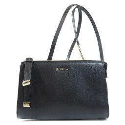 Furla Chain Shoulder Bag Ladies