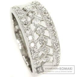 SELECT JEWELRY【セレクトジュエリー】 ダイヤモンド リング・指輪 K18ホワイトゴールド レディー