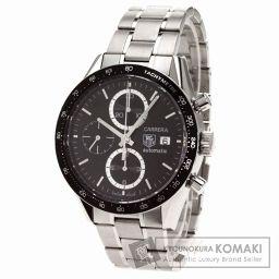 TAG HEUER【タグホイヤー】CV2010-3 ニューカレラ 腕時計 OH済 ステンレス/SS メンズ 【中