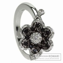 Ponte Vecchio【ポンテヴェキオ】 ダイヤモンド リング・指輪 K18ホワイトゴールド レディース 【