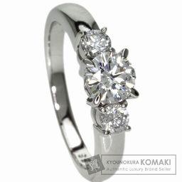TASAKI【タサキ】 ダイヤモンド リング・指輪 プラチナPT900 レディース 【中古】