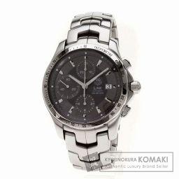 TAG HEUER【タグホイヤー】CJF2115 リンク クロノグラフ 腕時計 ステンレス メンズ 【中古】