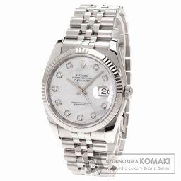 ROLEX【ロレックス】116234NG デイトジャスト 腕時計 ステンレス/SS メンズ 【中古】