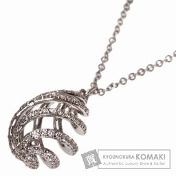TIFFANY&Co.【ティファニー】 ルーチェ ダイヤモンド スモール ネックレス K18ホワイトゴールド レ