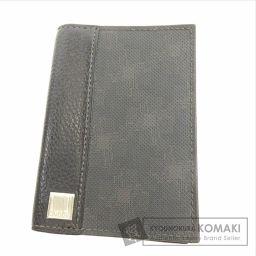 Dunhill【ダンヒル】 名刺入れ カードケース PVC メンズ 【中古】
