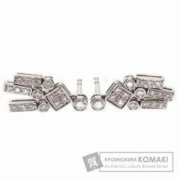 TIFFANY&Co.【ティファニー】 ダイヤモンド ピアス プラチナPT950 レディース 【中古】
