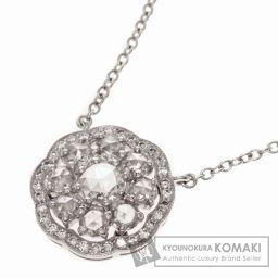 TIFFANY&Co.【ティファニー】 エンチャント マルチ フルール ダイヤモンド ネックレス プラチナPT9