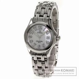 OMEGA【オメガ】Ref.2581-70 シーマスター 120M 腕時計 ステンレス レディース 【中古】