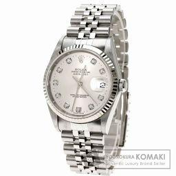 ROLEX【ロレックス】ref.16234G オイスタパーペチュアル デイトジャスト 腕時計 OH済 ステンレス
