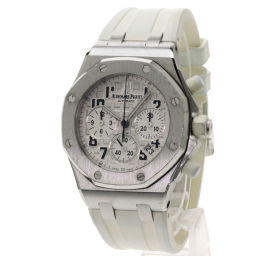 オーデマ・ピゲ 26283ST.OO.D010CA.01 ロイヤルオーク オフショア クロノグラフ 腕時計 OH済レディース