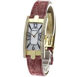 ハリーウィンストン 330LQG レディアヴェニュー 腕時計レディース