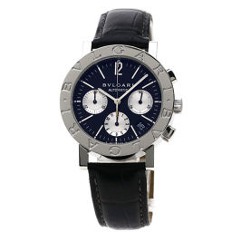 ブルガリ BB38SLDCH ブルガリブルガリ クロノグラフ 腕時計メンズ