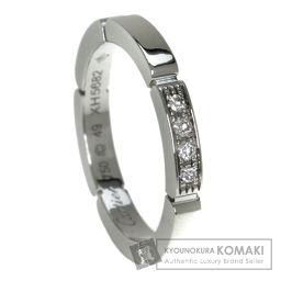 CARTIER【カルティエ】 マイヨンパンテール ダイヤモンド リング・指輪 K18ホワイトゴールド レディース