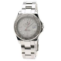 ロレックス 168622 ヨットマスター ロレジウム 腕時計 OH済ボーイズ