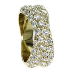 ギメル ダイヤモンド リング・指輪レディース