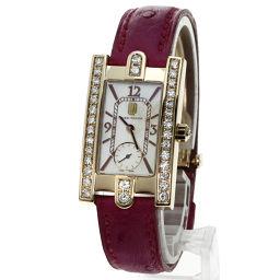 ハリーウィンストン 310LQR レディ アヴェニュー ダイヤモンド 腕時計レディース