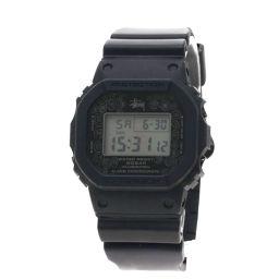 カシオ DW-5000ST STUSSY25周年限定コラボ/G-SHOCK/ジーショック 腕時計メンズ