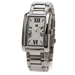 トミー・ヒルフィガー レクタングラー 腕時計メンズ