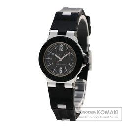 BVLGARI  AL29TAVD アルミニウム 腕時計 アルミニウム/ラバー レディース 【中古】【ブルガリ】