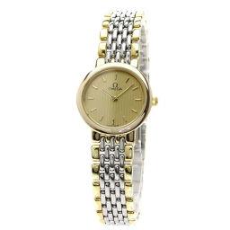 オメガ デビル 腕時計レディース