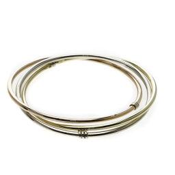 SELECT JEWELRY 3 color bracelet K18 yellow gold / K18PG / K18 WG lady