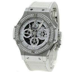 ウブロ 311.SE.2010.RW.1104.JSM12 ビッグバン アエロバン オールホワイト日本限定 腕時計メンズ