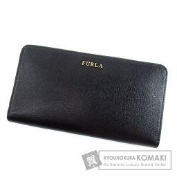 Furla【フルラ】 755244 BABYLON 長財布(小銭入れあり) レザー レディース 【中古】