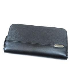 ブルガリ ロゴマーク 長財布(小銭入れあり)メンズ