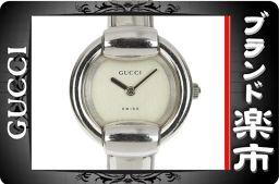 ☆ B Musical City Net Shop ☆ authentic Gucci GUCCI Ladies Quartz 1400 L [pre]
