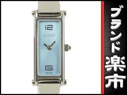 ☆ B Musical City Net Shop ☆ Genuine Gucci GUCCI Women's Quartz Wrist Watch 1500 L Shell Dial [Watch] [Used]