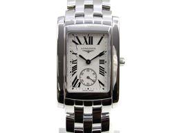 LONGINES ロンジン ドルチェヴィータ  腕時計  ウォッチ L5.655.4.71.6 シルバー ステンレ