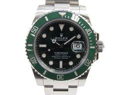 ROLEX ロレックス サブマリーナ  腕時計  ウォッチ 116610LV グリーン×シルバー ステンレススチー