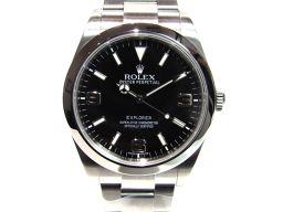 ROLEX ロレックス エクスプローラー1 腕時計 ウオッチ 214270 シルバー×ブラック ステンレススチール
