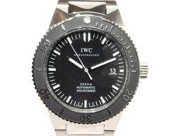 IWC インターナショナル・ウォッチ・カンパニー GSTアクアタイマー 時計 ウォッチ IW353602 ブラック