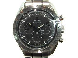 OMEGA オメガ スピードマスターファーストレプリカ 腕時計 ウォッチ 3594.50 ブラック×シルバー ステ