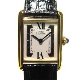 Cartier カルティエ タンクマストトリニティマストタンク ヴェルメイユ 時計 ウォッチ 5057001 ゴー