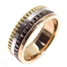 BOUCHERON ブシュロン キャトルクラシック リング 指輪 JRG00290 マルチカラー K18PG(75