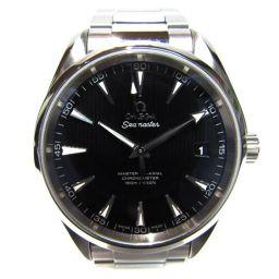 OMEGA オメガ シーマスター コーアクシャル アクアテラ クロノメーター 腕時計 ウォッチ 231.10.42