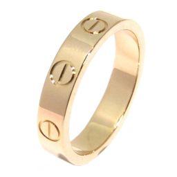 Cartier カルティエ ミニラブリング 指輪 B4049747 ゴールド K18YG(750) イエローゴール