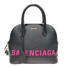 BALENCIAGA バレンシアガ ヴィルトップハンドルバッグS ハンドバッグ 518873 0 OTA3 107