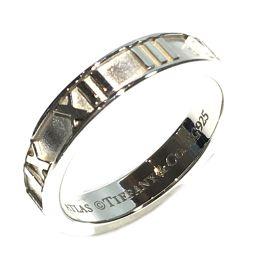 TIFFANY&CO ティファニー アトラスリング リング 指輪 シルバー シルバー(AG925) 【中古】【ラン