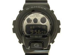 CASIO カシオ G-SHOCKメタリックカラーズ 腕時計 デジタル クォーツ DW6900NB1DR ブラック
