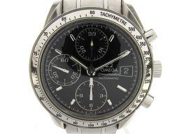OMEGA オメガ スピードマスター デイト ウォッチ 腕時計 メンズ 3513.50 ブラック ステンレススチー