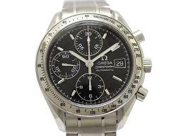 OMEGA オメガ スピードマスター デイト メンズ腕時計 3513.50 シルバー ステンレススチール(SS)