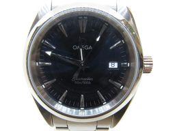 OMEGA オメガ シーマスター アクアテラ 腕時計 ウォッチ 2518.80 シルバー ステンレススチール(SS