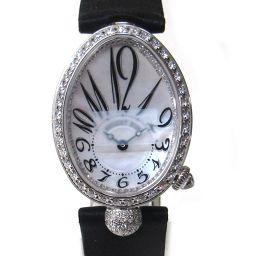 Breguet ブレゲ クイーンオブネイプルズ 腕時計 ウォッチ 8928BB/5W/844D0D シルバー K1