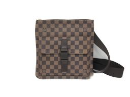 LOUIS VUITTON ルイヴィトン ポシェット・メルヴィール ショルダーバッグ N51127 ダミエ ダミエ