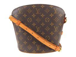 LOUIS VUITTON Louis Vuitton Dolio Shoulder Bag M51290 Monogram Monogram 【Used